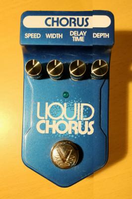 Visual Sound Liquid Chorus V2 ¡¡¡RE-REBAJADO!!!