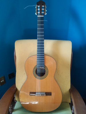 Guitarra clásica de estudio Prudencio Sáez 28