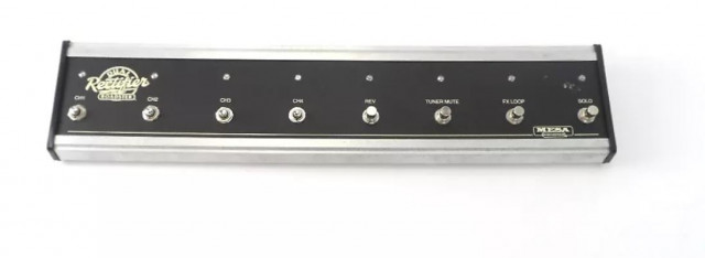 MESA BOOGIE - Pedalera / Footswitch del Roadster