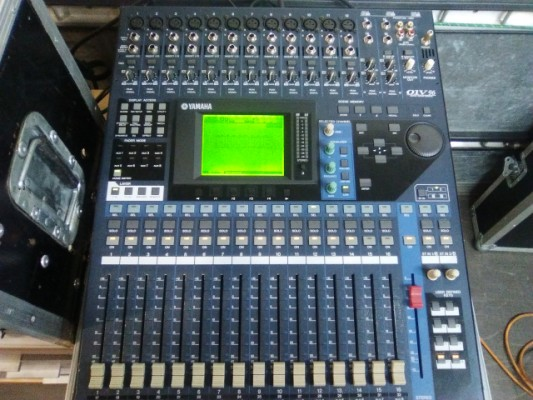 Yamaha 01V96,V2 +control remoto por wifi