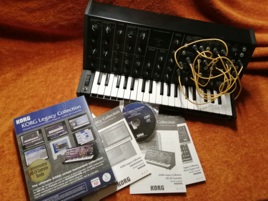 Korg MS-20 Legacy Collection