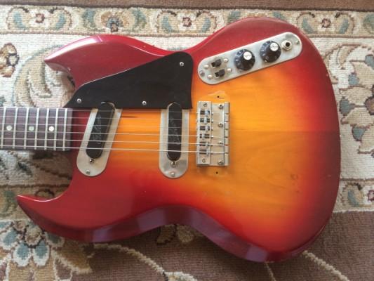 Gibson SG250 1970-1972. Ahora a la venta (editado con fotos)