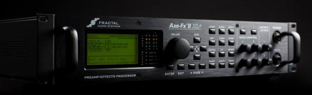 Fractal AXE FX II XL