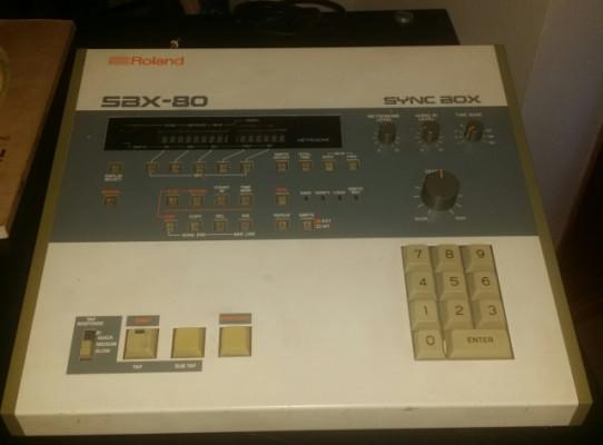 ROLAND SBX-80 SYNC BOX