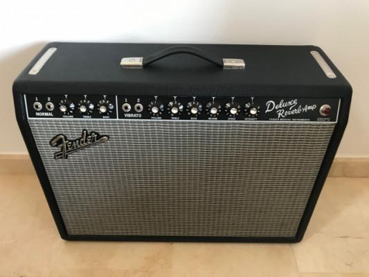 Fender '65 Deluxe Reverb Reissue (ENVIO INCLUIDO)