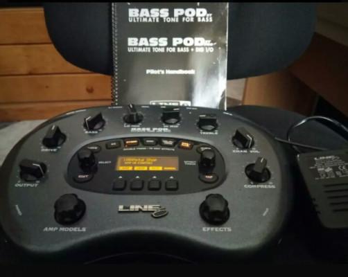 Pod Bass xt Line 6