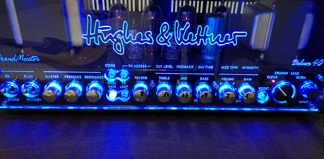 Hughes and Kettner Grandmeister 40