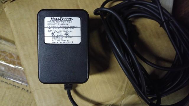 Mesa Boogie V Twin pedal alimentador U.S.A. 110v