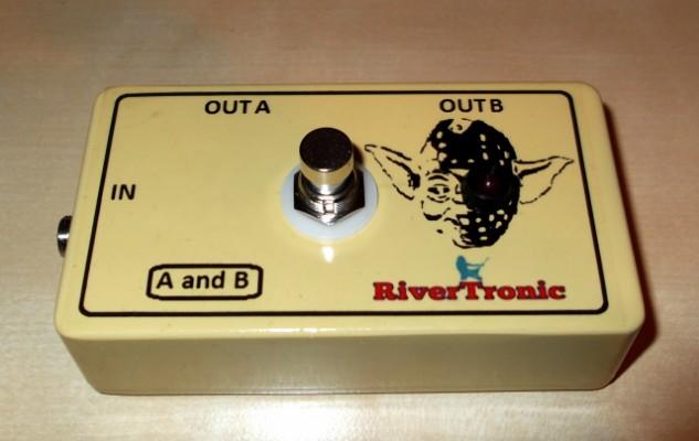 Pedal guitarra eléctrica Switch A+B / A o B