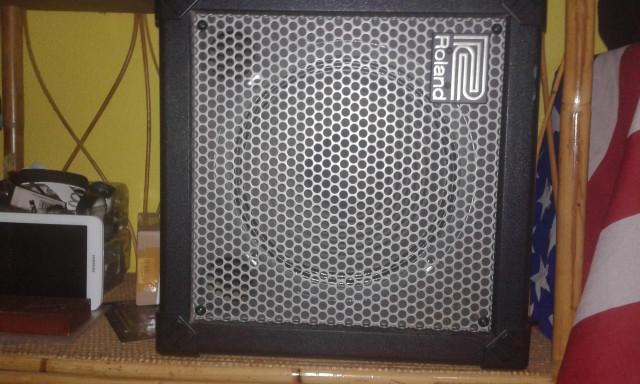 Roland cube 30 SOLO TRATO EN MANO