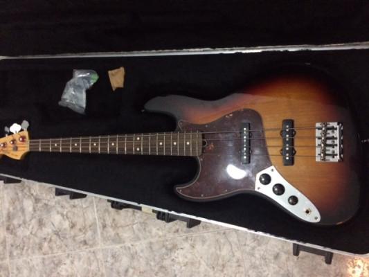 Fender American Jazz Bass Zurdo