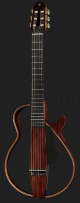 Guitarra Yamaha Silent con cuerdas de nailon
