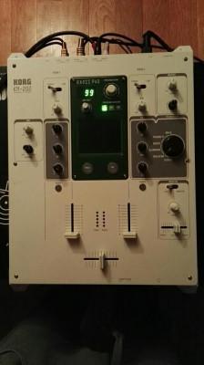 Mixer Korg KM202