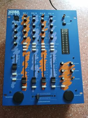 Mezcladora DJ Work - 10