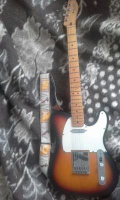 Guitarra Fender Telecaster Mexico