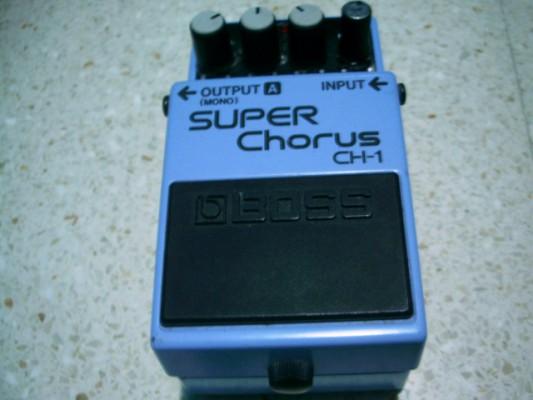Boss CH-1 Super Chorus ANALOGICO año 1996