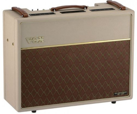 Vox AC30H2 50th Anniversary Hand-Wired Heritage Collection