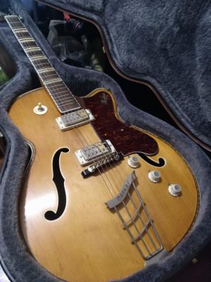 Guitarra eléctrica Hofner