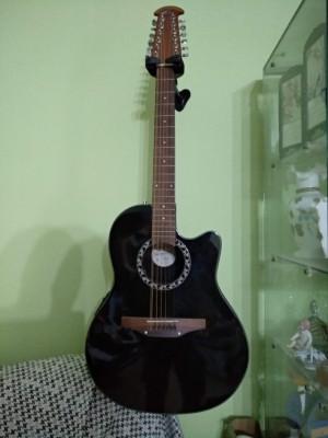 Guitarra acústica 12 cuerdas Applause AB2412-5 Balladeer