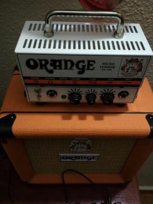 Orange Micro Terror + Pantalla PPC 108