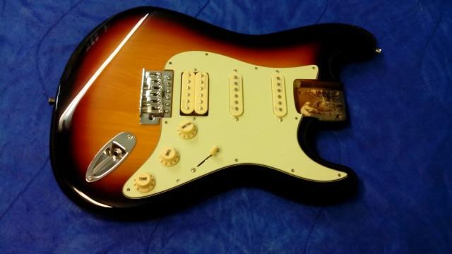 Cuerpo de Stratocaster (ENVIO INCLUIDO)