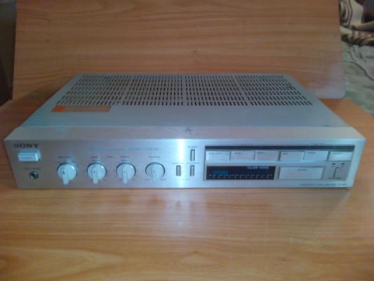 Amplificador SONY TA-AX4