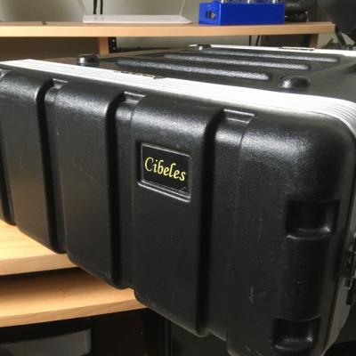 Rack Case 4U Cibeles, 42 cm de profundidad