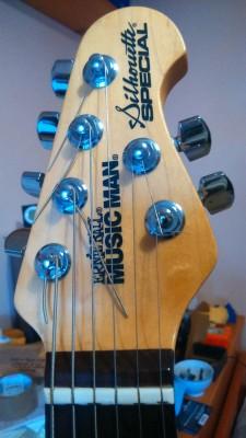 Music man Silhouette Special Musicman/Cambio por Blade r4