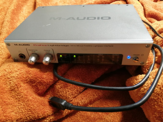 M-Audio Profire LigthBridge (ADAT/32 ch)