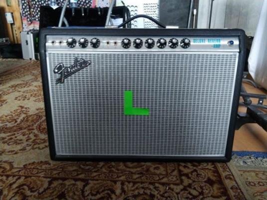 Fender Deluxe Reverb Custom '68 / ** REBAJA TEMPORAL **