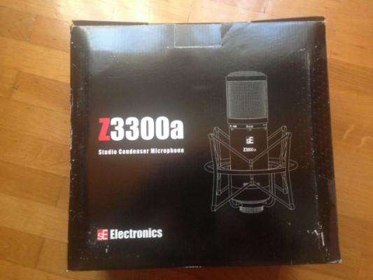SE ELECTRONICS Z3300A + antipop gratis