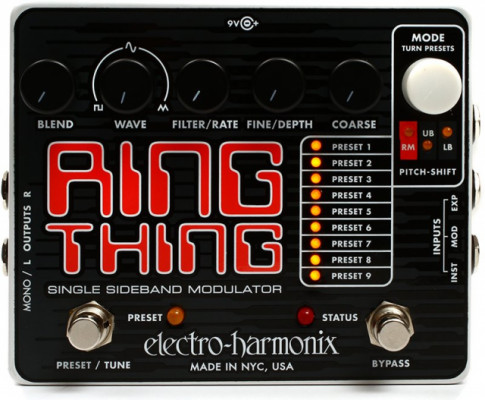 Electro Harmonix EHX Ring Thing
