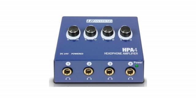 Amplificador LD HPA4