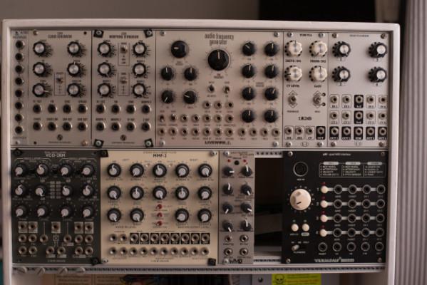 Doepfer A-100 LC9 Case / rack / caja / eurorack / modular
