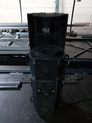 Scanners cyberlight cx 1200
