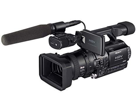 ALQUILER Cámara Sony HVR-Z1