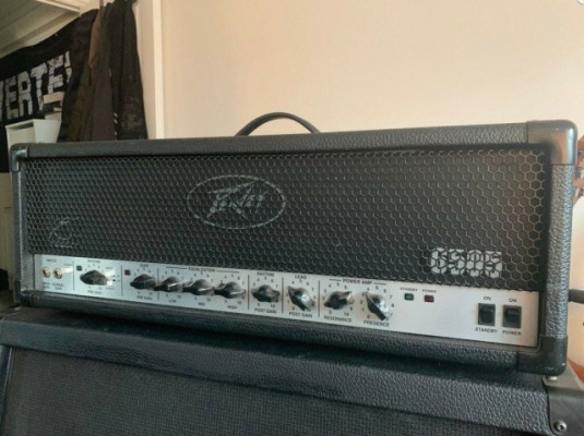 PEAVEY 6505 Cabezal amplificador de guitarra
