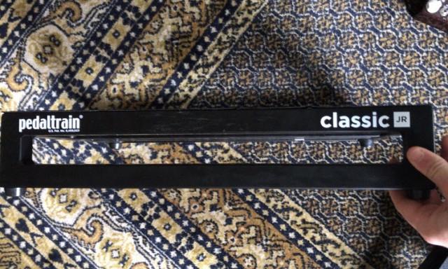 Pedaltrain Classic Jr + softcase.