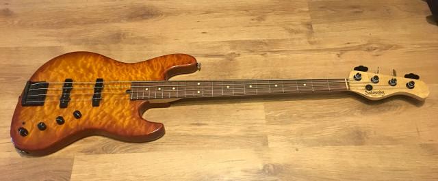 Sadowsky Jazz Bass NYC 4 Standard