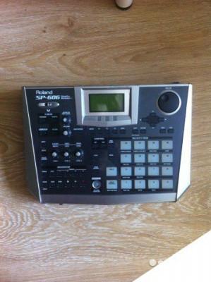 Roland SP 606