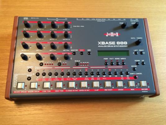 Jomox 888 Analog Drummachine !!!650EUR HASTA VIERNES!!!
