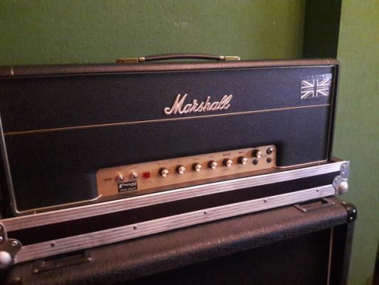 Amplificador Marshall 1959 hw Voodoo mod