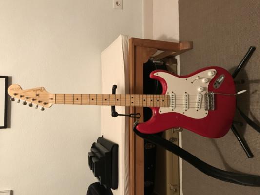 Fender Stratocaster Eric Clapton Signature
