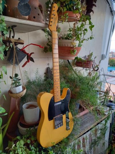 Fender Custom Shop Telecaster 52 Journeyman