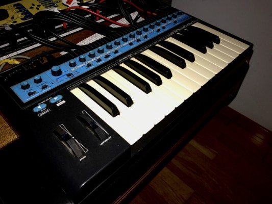 Novation BassStation Keyboard