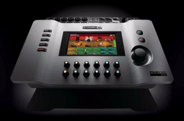 Mesa / Mixer digital Line6 StageScape M20d como nueva!