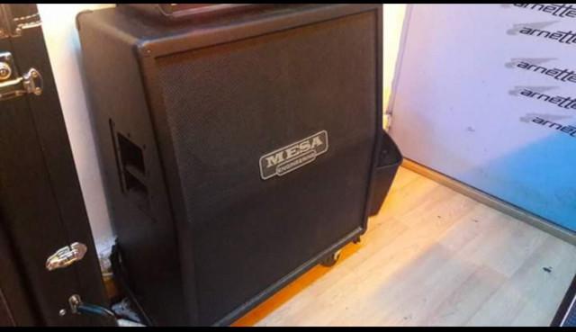 Mesa Boogie 4x12 Cellestion V30 angulada