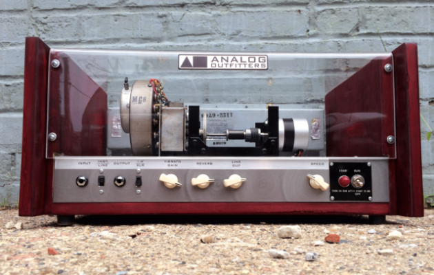 Analog Outfitters The Scanner Vibrato & Reverb Unit