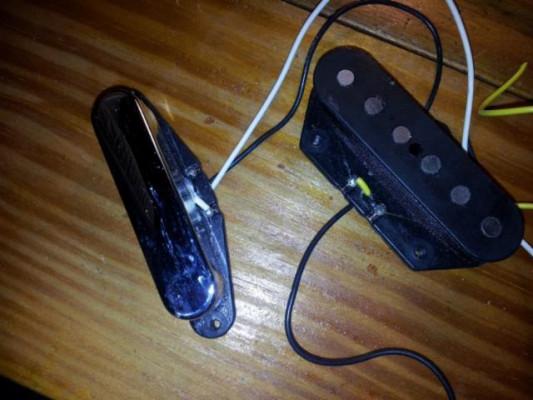 Pastillas telecaster usa '93