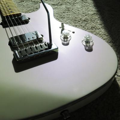 Guitarra Rosman Custom Hollow Body